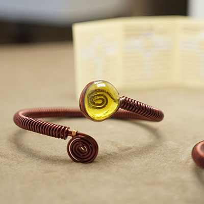 Bracelet for personality integration