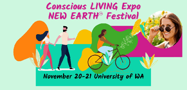 Meet us at Conscious Living Expo