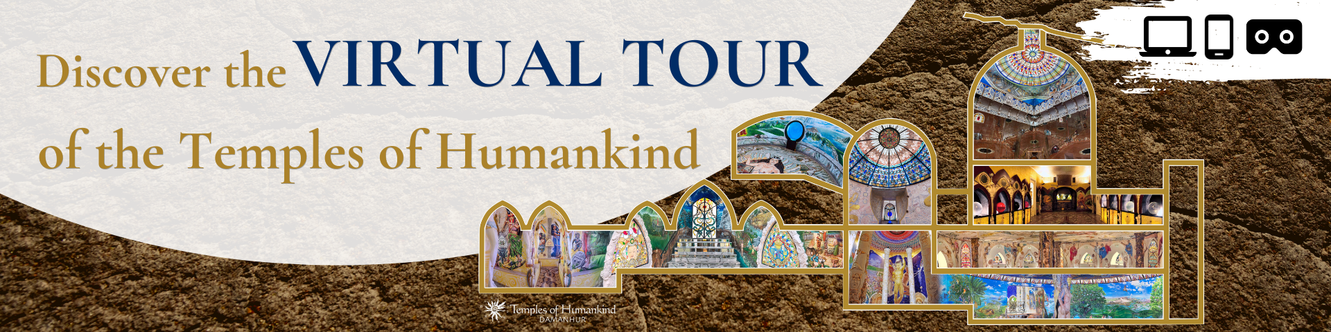 Temples of Humankind - Virtual Tour