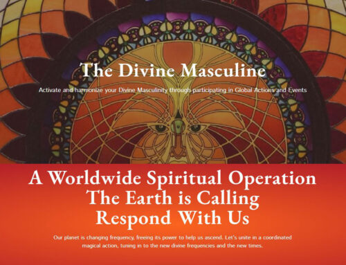 Support the Earth Stabilize its New Frequency